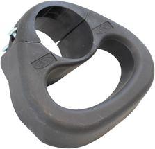 Rangergreb til 60 mm næsehjul - Sort