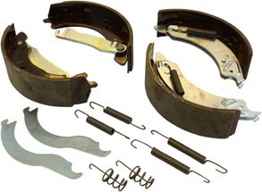 Bremsebakkekit KNOTT 200 x 50 - Til hydrauliske bremser