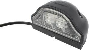 Nummerpladelygte LED Aspöck Regpoint