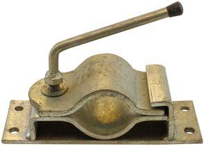Beslag f/Næsehjul Ø.60 mm. Gl. model