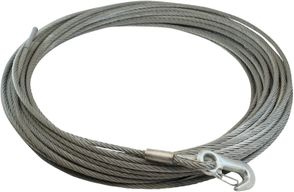 Wire f/spil 7 mm x 25 mtr