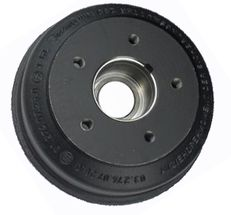 Bremsetromle BPW 200x50/5 x 112