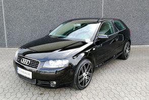 Audi A3 3,2 Ambition quattro