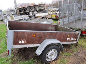 Variant 751 E2 demo trailer/Gl. model AB.Plads