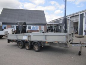 Ifor Williams LM166 G 3