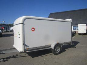 Brenderup CO5 SuperCargo m. Døre