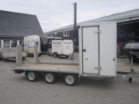 Billmann 3500 maskin med kasse