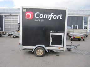 Variant 750 Badmobil Toilet+bad