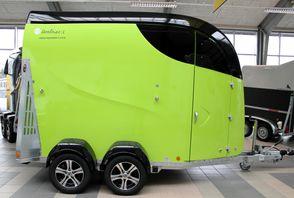Bücker Careliner  L - Apple green  - m/ Udstyrspakke