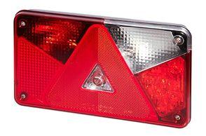 Aspöck Baglygte multipoint V LED Højre