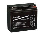 Exide PowerFit 100 18Ah