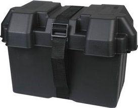 Batteriboks til beskyttelse af batteri - 350 x 178 x 240 mm