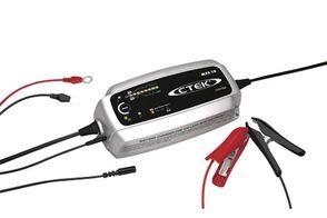 Batterilader CTEK MXS10 m/stik