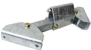 AL-KO centerbeslag til næsehjul - 515 - 535 mm