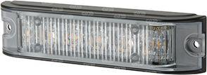 Blitzlygte LED 6 dioder