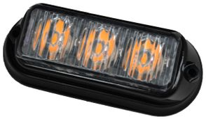 Blitzlygte LED 3 dioder