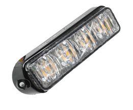 Blitzlygte LED 4 dioder