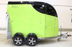 Bücker Careliner M - Apple green - m/ekstraudstyr