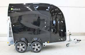 Bücker Careliner M m/ Bücker Body Protect+ Alufælge, panorama og sadelrum