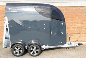 Bücker Careliner M - Grey Metallic - m/ekstra udstyr