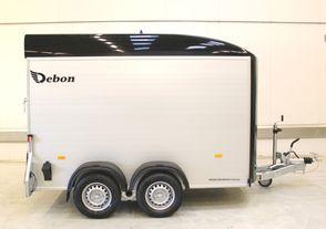 Debon Roadster C500 - Alusider Alu bund. Sort tag og front. Svingbar Ram