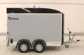 Debon Roadster C500 - Sort/Lys grå