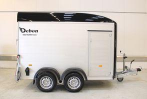 Debon Roadster C500 - Alusider - Sidedør - Sort