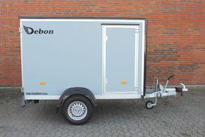 Debon C255 - Sidedør - Finer - Sort