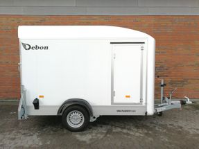 Debon C300 - Sidedør - Hvid