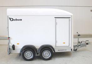 Debon Roadster C500 - Hvid - Sidedør
