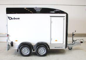 Debon Roadster C500 - Sidedør - Sort/Hvid