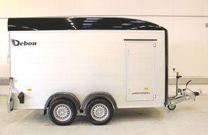 Debon Roadster C500XL - Alu - Sidedør