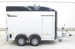 Debon Roadster C500 - Alusider - Sidedør - Antrazith