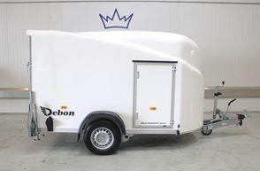 Debon Cargoliner 1300 - Sidedør - Hvid