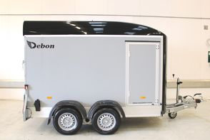 Debon Roadster C500 - Sidedør - Sort/Lys grå