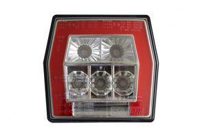 Baglygte LED Fristom FT-120 m/nr.pladelys
