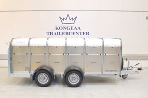 Ifor Williams TA5 12x4 m/rumopdeling