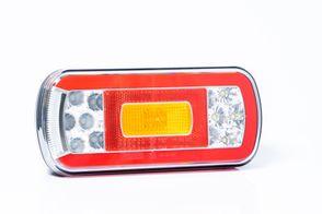 Baglygte LED Fristom FT-130 Højre m/ baklys