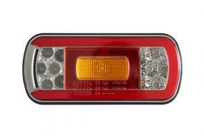 Baglygte LED Fristom FT-130 Højre m/nr.plade/baklys