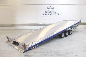 Kongeaa Inter Merkur XL - 3500 kg - Hel Alubund