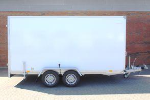 Kongeaa Inter Cargo Trailer F2741HT - 2700 kg