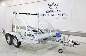 Kongeaa Inter Kabeltrailer DMC2700kg.