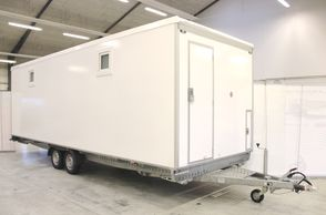 Kongeaa  T718 - 10 x Toilet