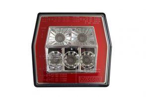 Baglygte LED Fristom FT-120  H+V