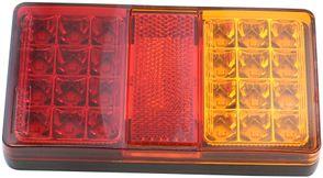 Baglygte LED Lucidity H+V