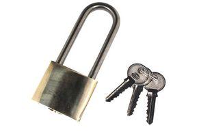 Lås Hængelås for Safty-Lock