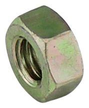 Låsemøtrik 6 mm A2