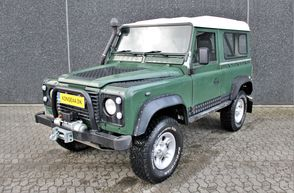 Land Rover Defender 90 2.5TDi Pick-up Hard-Top