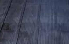 Måtte til rampe m/ Ribber (H=1550  B=1750)
