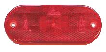 Positionslygte LED Jokon 2002 rød